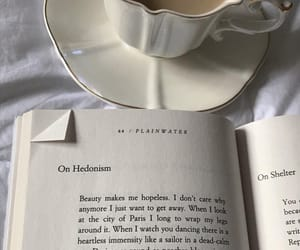 beauty, book, and chic image