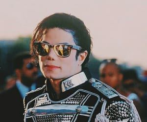 90's, michael jackson, and king of pop image