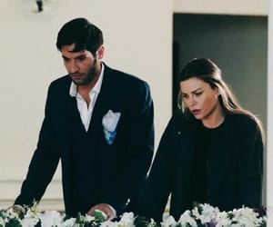 lucifer, lauren german, and tom ellis image