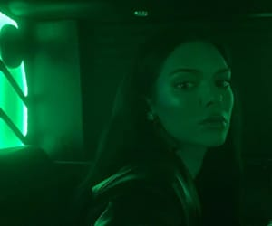 kendall jenner, jenner, and green image