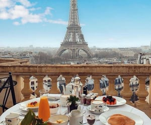 adventure, luxurylife, and breakfast image