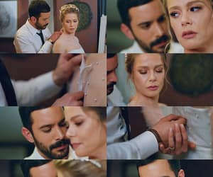 bride, Turkish, and tv show image