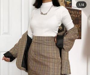 fashion, skirt, and ig image