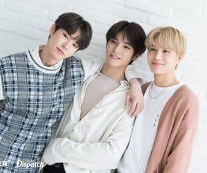 taeyong, doyoung, and jungwoo image