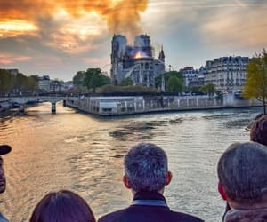 Cathedrale, feu du 15 avril 2019, and notre dame image