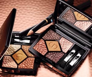 dior, luxury, and make up image