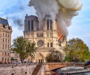 Cathedrale, notre dame, and Notre Dame de Paris image
