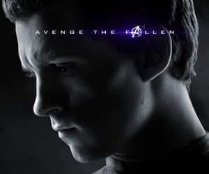 Marvel, peter parker, and tom holland image