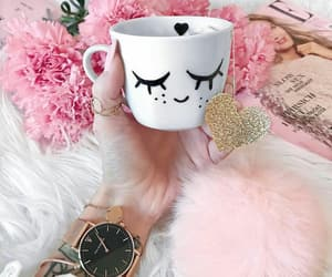 cup and girl image