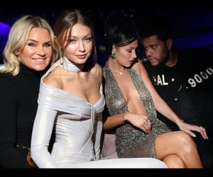 family, famous, and fashion week image
