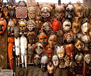 art and masks image