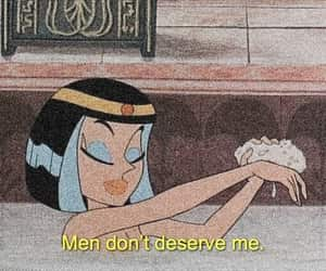 cartoon, quotes, and cleopatra image