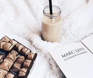 food, chocolate, and coffee image
