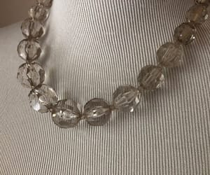 bridal jewelry, etsy, and vintage beads image