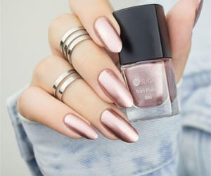 article, nails, and ⓜⓔⓣⓐⓛⓘⓒ image