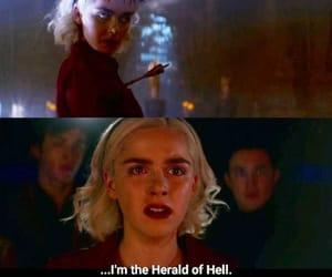 hell, sabrina, and season 2 image