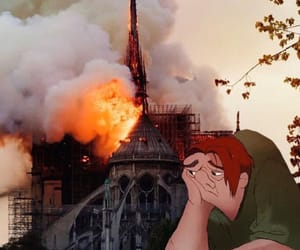 disney, notre-dame, and paris image