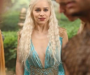 daenerys, got, and game of thrones image