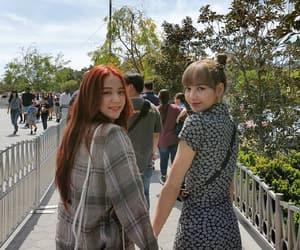 asian, lisa, and jennie image