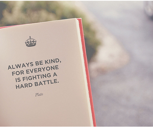 quote, book, and kind image
