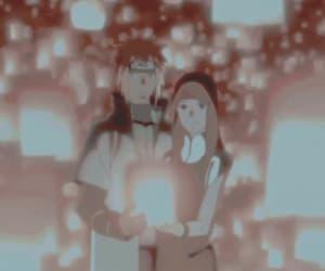 gif, naruto shippuden, and minato namikaze image