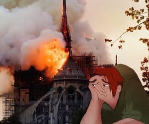 disney, history, and notre-dame image