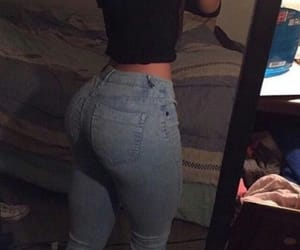 booty, fitness, and 🍑 image