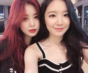 aesthetic, hair, and korea image