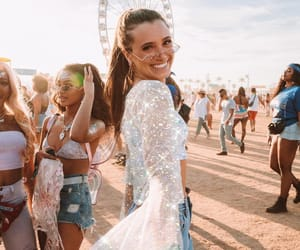 coachella, outfit, and coachella 2019 image