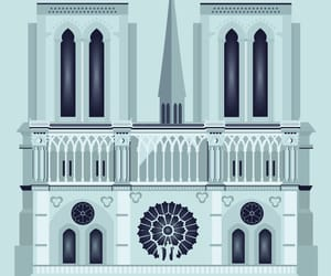 architecture, background, and cathedral image