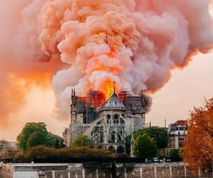 fire and france image