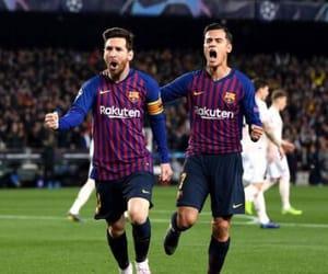 Barcelona, soccer, and fcb image