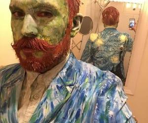 art, van gogh, and costume image