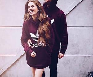 adidas and love image