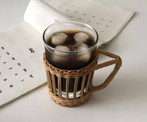 aesthetic, calendary, and coffee image