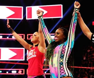 naomi, wwe, and bayley image