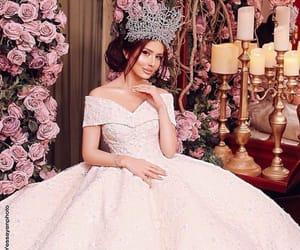 bride, glamour, and dreamwedding image