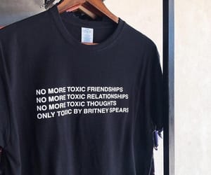 britney spears, toxic, and Relationship image