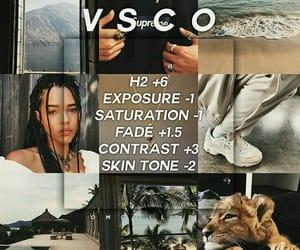 aesthetic, vsco feed, and vsco filter image