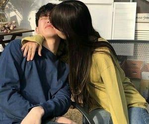couple, boy, and girl image