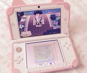 game, pink, and cute image