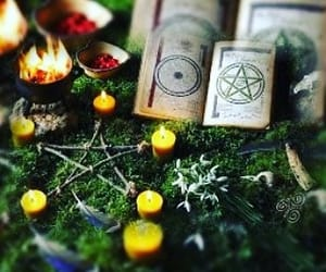 nature, Witches, and wicca image