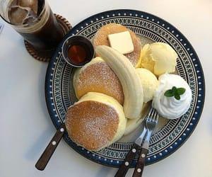food, aesthetic, and banana image