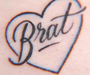 tattoo, brat, and aesthetic image