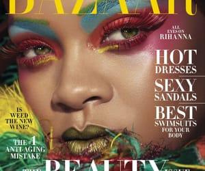 fashion, fashion magazine, and rihanna image