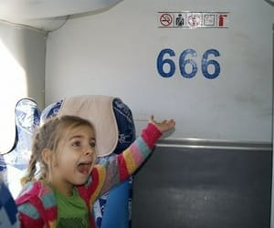 666, grunge, and pale image