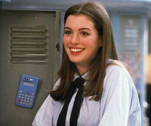 Anne Hathaway, the princess diaries, and movie image