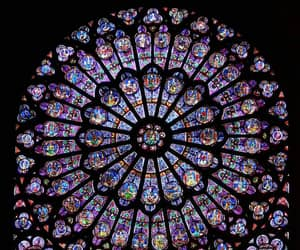 notre dame and art image