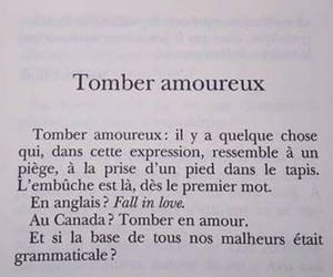 amour, amoureux, and canada image