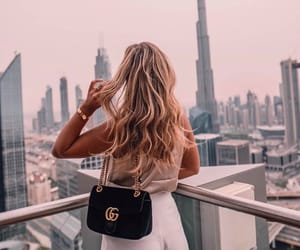 Dubai, fashion, and gucci image